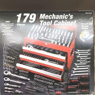 工具セット MASTERGRIP 179pcs マスターグリップ...