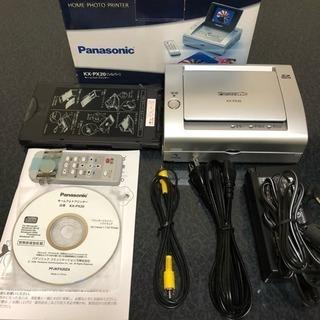 Panasonic/パナソニック KX-PX20  ホームフォトプ...