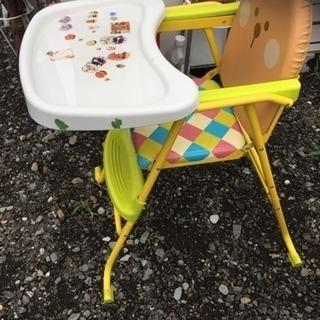 子供椅子無料