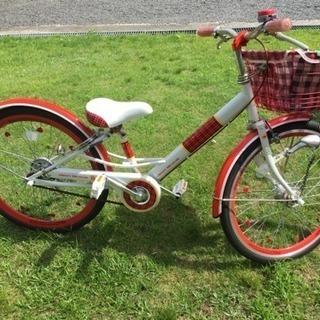 22インチ自転車 新品