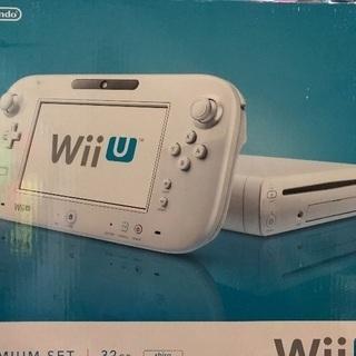 WiiU売ります