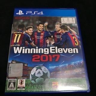 [PS4]ウイイレ2017売ります