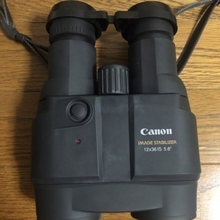 Canon  IMAGE STABILIZER 12×36 IS...