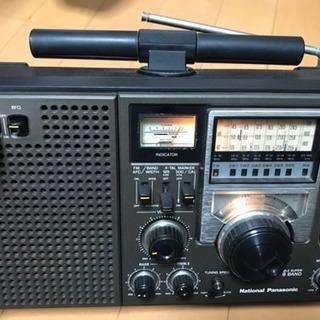 ナショナル Panasonic BCL ラジオ クーガー2200...