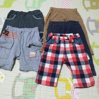 80cm 夏用パンツ 5点