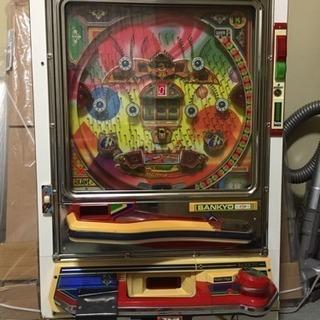 昭和59年 サンキョー パチンコ代 家庭用改造機 パチンコ玉付き!