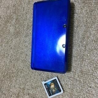 3DSとモンハン4G 箱なし