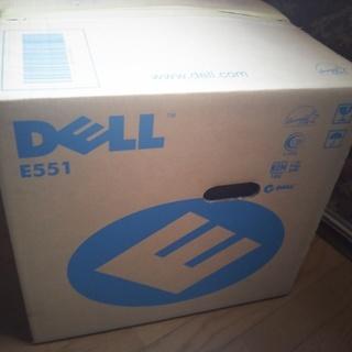 ((5月6日まで))《DELL  モニタ  E551 新品・未使...