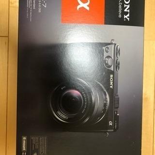 SONY ミラーレス一眼カメラ NEX-7