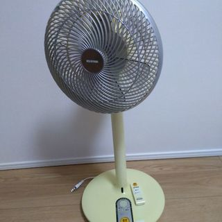 DC扇風機 コンパクト収納