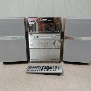 DVDコンポ Panasonic SA-PM900DVD 中古