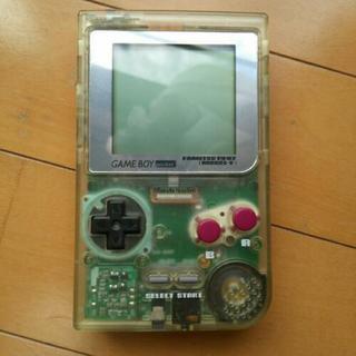 ゲームボーイポケット ファミ通1997 MODEL-F