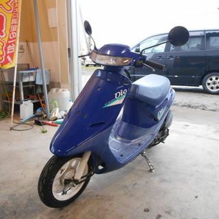 ホンダ ディオ AF18型 2サイクル メットイン