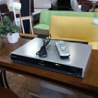 激安 Panasonic HDD&DVDレコーダー
