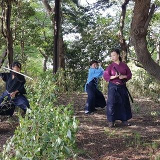 創作剣舞雲 女性限定殺陣教室 / 講師は刀エクササイズインストラク...