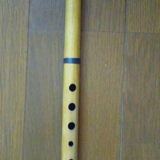 ♪竹製ケーナ G管♪