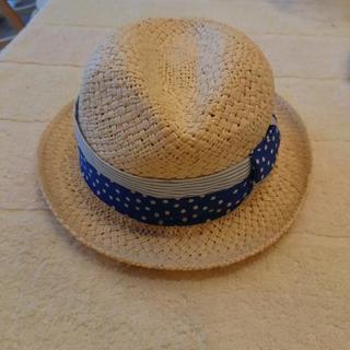 女の子 麦わら帽子