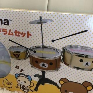 リラックマ ドラムのおもちゃ