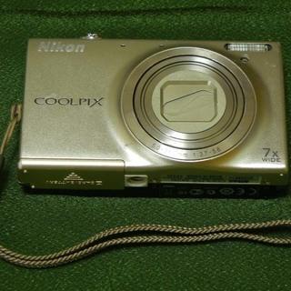【動作確認済み】ニコン・COOLPIX S6100d