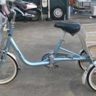 ブリチストン中古三輪自転車