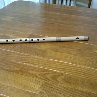 篠笛  プラ製 練習用