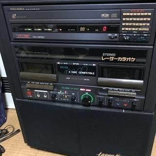 カセット CD レコード?