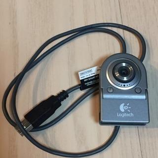 USB2.0 web camera Logitech製
