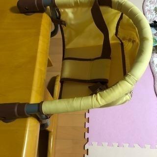 ベビー取り付け椅子
