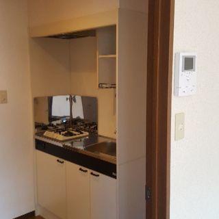 入居費用37,000円のみ、単身1Kアパート - 賃貸(マンション/一戸建て)