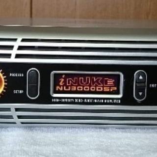 ベリンガー  パワーアンプ iNUKE NU3000