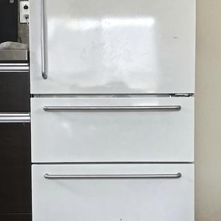 無印良品/MUJI 3ドアノンフロン冷蔵庫 M-R25B  246L