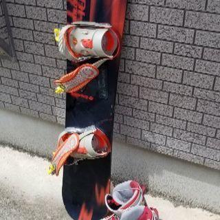 スノーボード1式