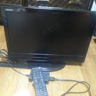 液晶デジタルハイビジョン19型