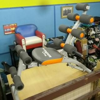 札幌市 ワンダーコア 腹筋 エクササイズ  トレーニング 健康器具