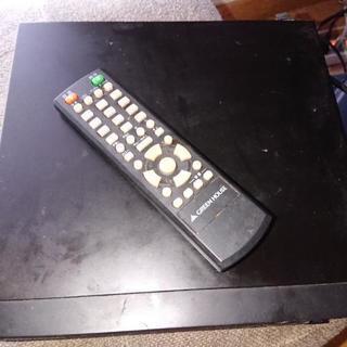 DVDプレーヤー 箱なし