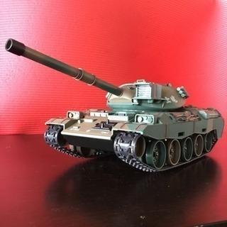 ラジコン🌎陸上自衛隊74式戦車🇯🇵美品です