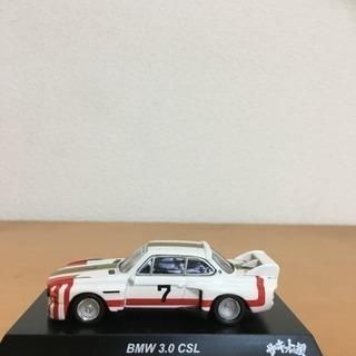 『サーキットの狼』隼人ピーターソン  BMW 3.0CSL