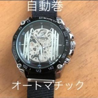 ビックフェイス 腕時計 ‼️自動巻 オートマチック 美品‼️発送...