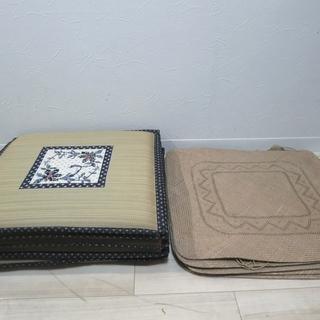 座布団 手編みザブカバー 5枚セット