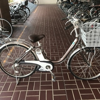 電動自転車 ViVi SX