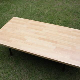 天板 60×120 木目柄 メラミン 未使用品 軽量 使用用途多数
