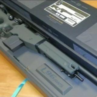 L96  ボトルアクションライフル