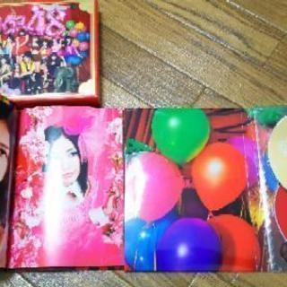 ☆AKB初期のCD&DVD&ミニ写真集付き☆