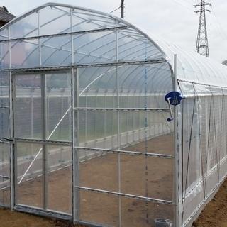 急募!!農業用施設の組立、設置