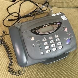 電話 ファクシミリ 家電 FAX