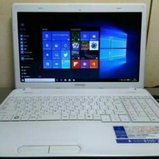 美品  東芝  dynabook  Windows10  SSD ...