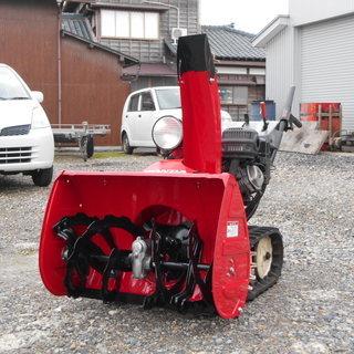 ホンダ 除雪機 HS970 9馬力 除雪幅70cm セル・作業灯付...