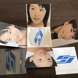 中古 MOMENT (SPEEDのアルバム) CD
