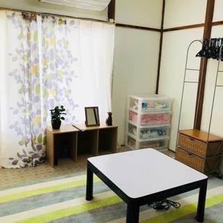 家賃6万円 1日3000円 家具付き 無料駐車場 wifi あります