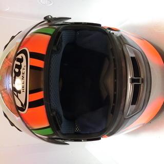 Arai レーサーレプリカヘルメットRX-7/RRⅢ  最終価格です。